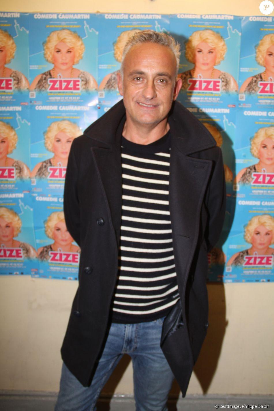 Semi-exclusif - Philippe Collignon - Célébrités à la