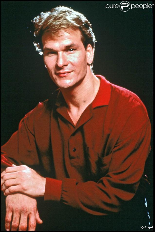 Patrick Swayze, ici dans  Ghost ... nous a quittés le 15 septembre 2009, à l'âge de 57 ans... R.I.P.