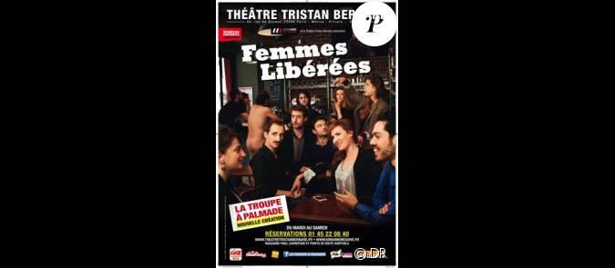 Femmes Libérées, La Nouvelle Pièce De La Troupe De Pierre