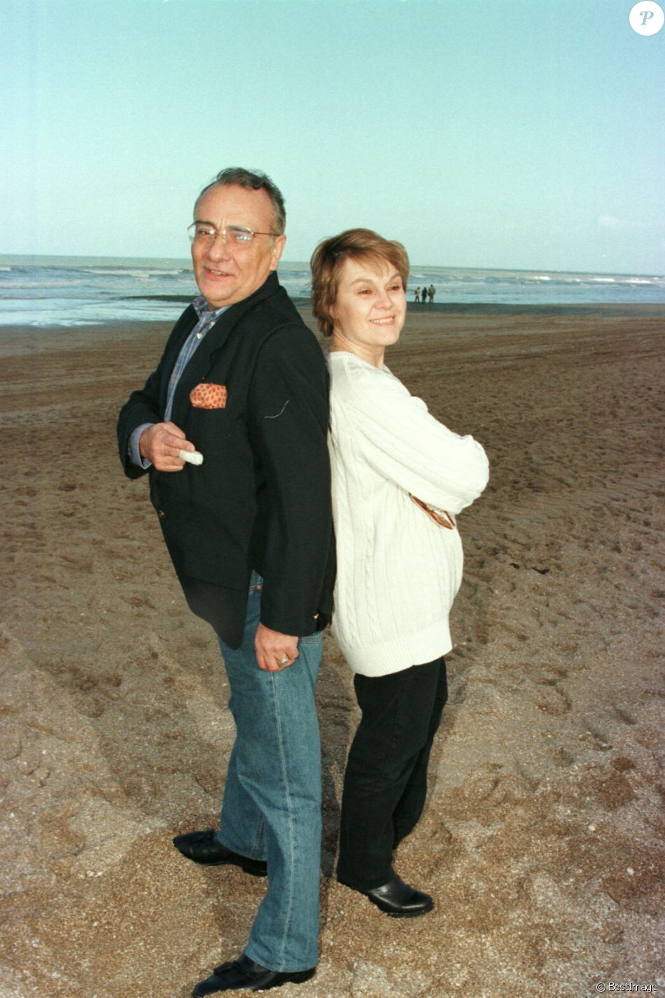 Yves Mourousi Et Marie Laure Augry : mourousi, marie, laure, augry, Mourousi, Marie-Laure, Augry, Cabourg,, Octobre, 1996., Purepeople