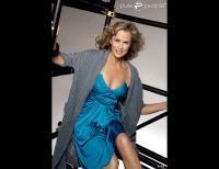 Lauren Hutton pour Mango Automne-Hiver 2008/2009...