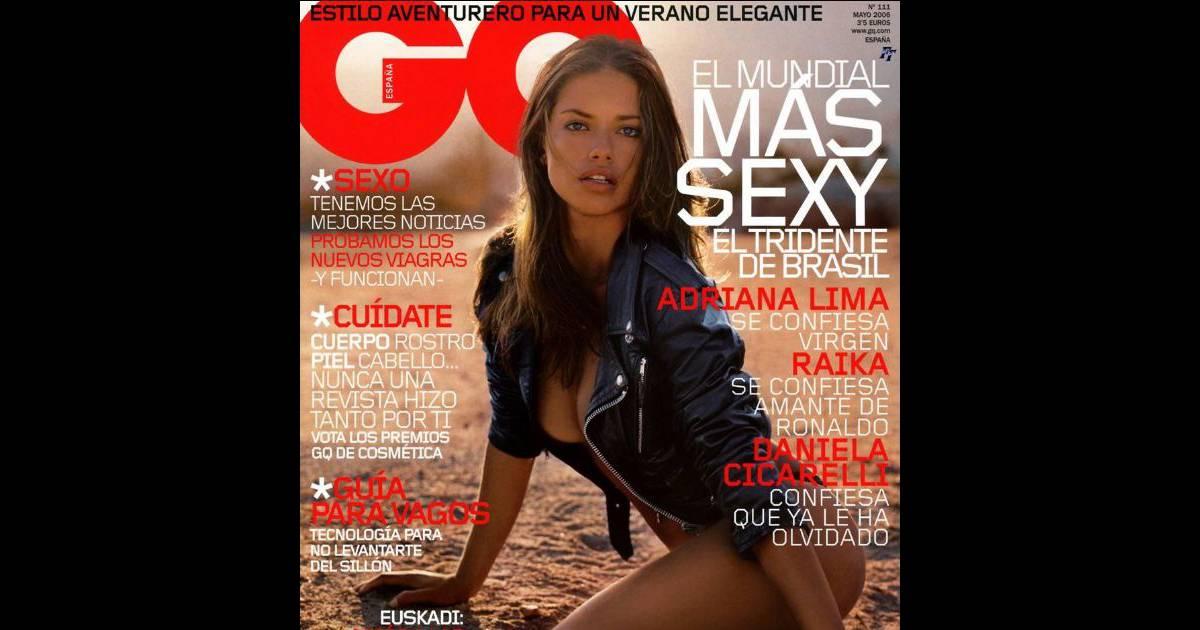 Adriana Lima Fte La Saint Valentin En Avance