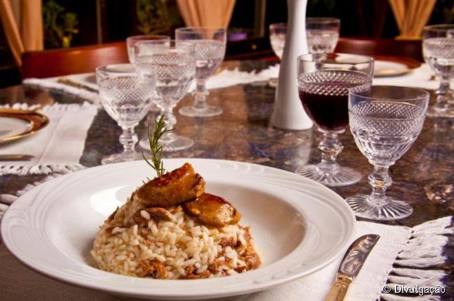 Voilà Bistrot foi considerado, por duas vezes, o melhor restaurante do Brasil