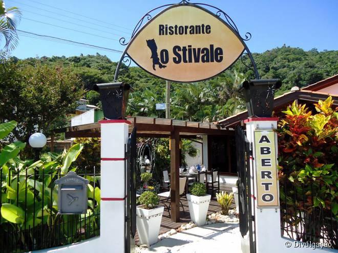 No Ristorante Lo Stivale, é possível saborear pratos como massas, risotos, peixes e carnes