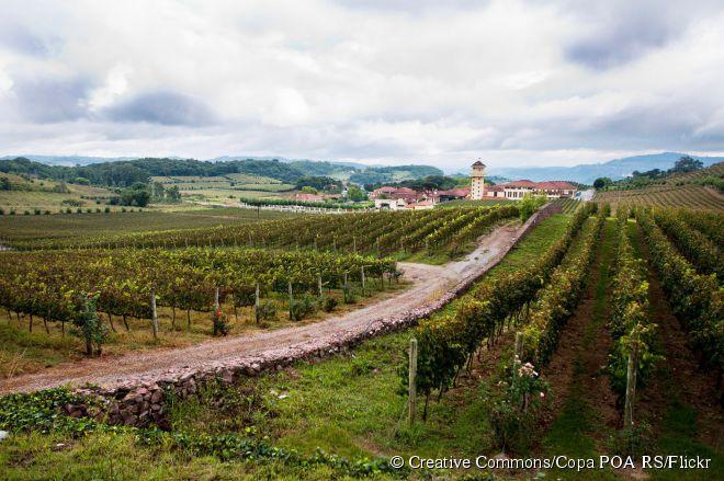 Bento Gonçalves é uma cidade que atrai os turistas por seu vinho de excelente qualidade, belezas naturais e passeios que contam a história da imigração italiana