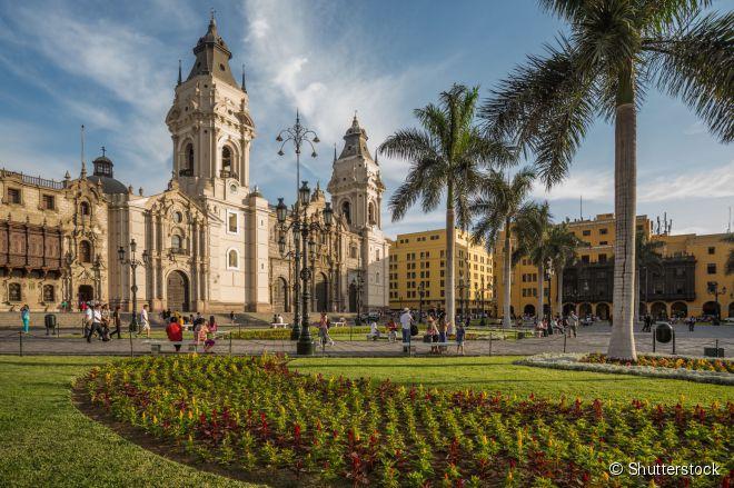 Lima é considerada a capital gastronômica da América Latina com alguns dos melhores restaurantes do mundo