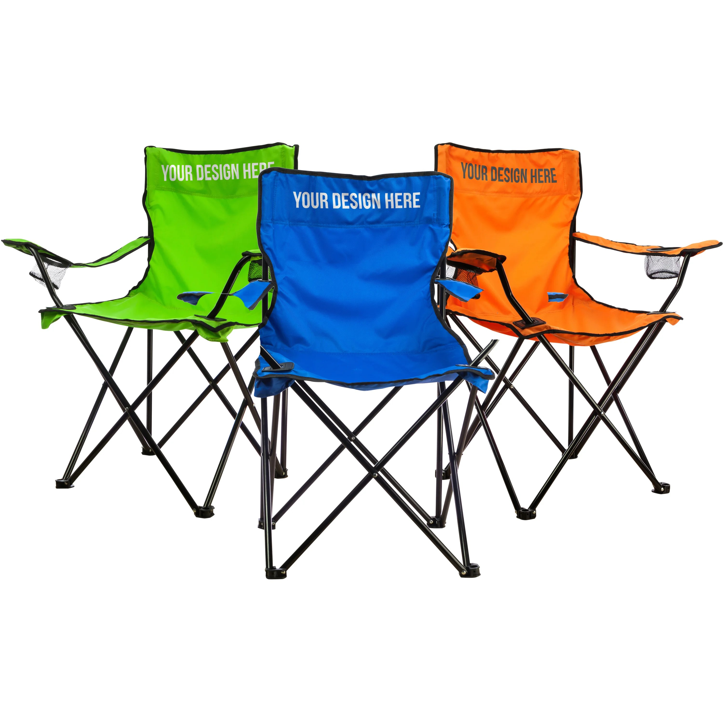folding bag chair revolving lounge custom chairs personalized quality logo products with carrying