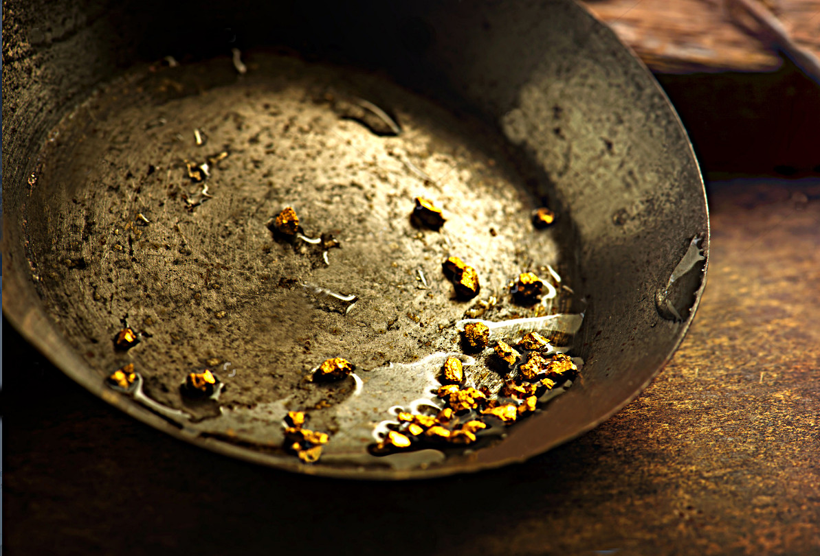 Pepite d'oro