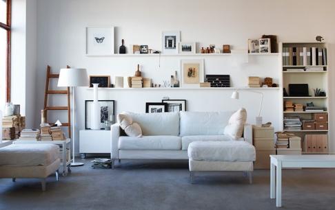 Wandgestaltung  Krative Ideen fr kahle Wnde  SCHNER