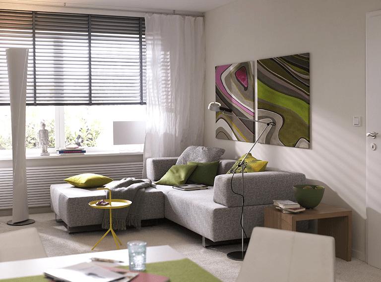 Wohnzimmer Hell Gestalten Kleines Einrichten 20 Ideen