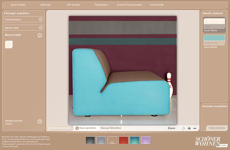 Farbdesigner von SCHNER WOHNEN  so funktioniert er  SCHNER WOHNEN