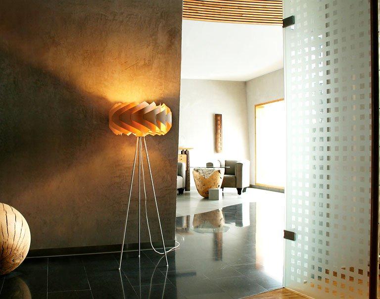 Beleuchtung Wohnzimmer Landhausstil