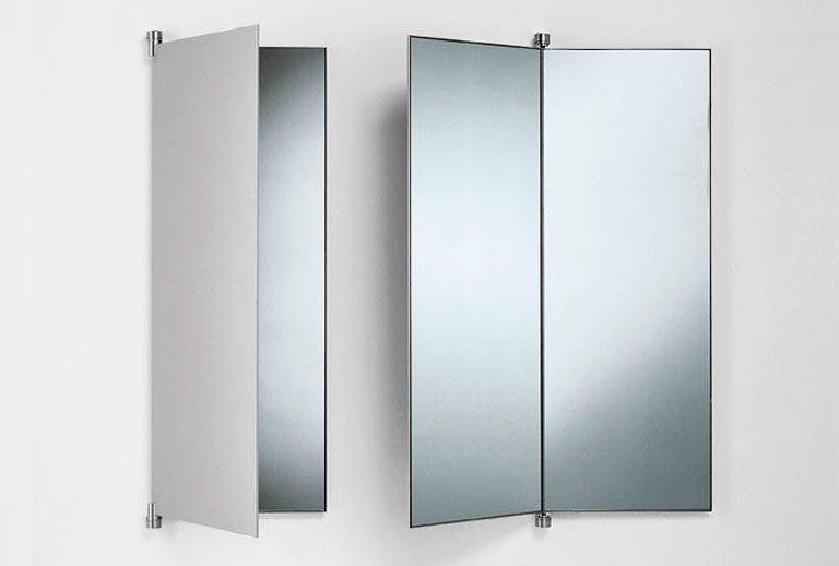 Wandspiegel mit oder ohne Rahmen  SCHNER WOHNEN
