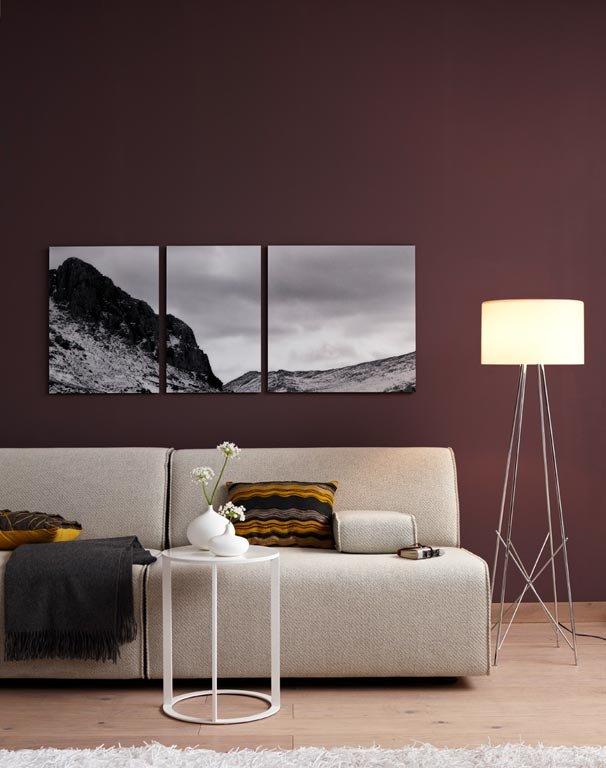 Inspiration Dunkelbraun fr moderne Kuschelzone  Bild 10  SCHNER WOHNEN