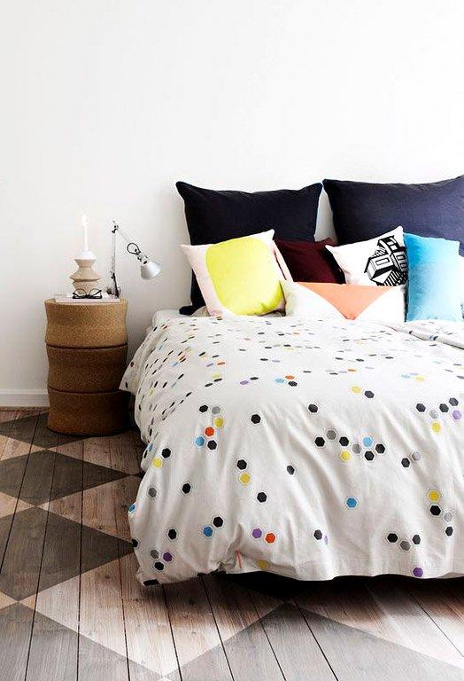 Textilien Bettwsche HoneyComb von OyOy  Bild 3  SCHNER WOHNEN