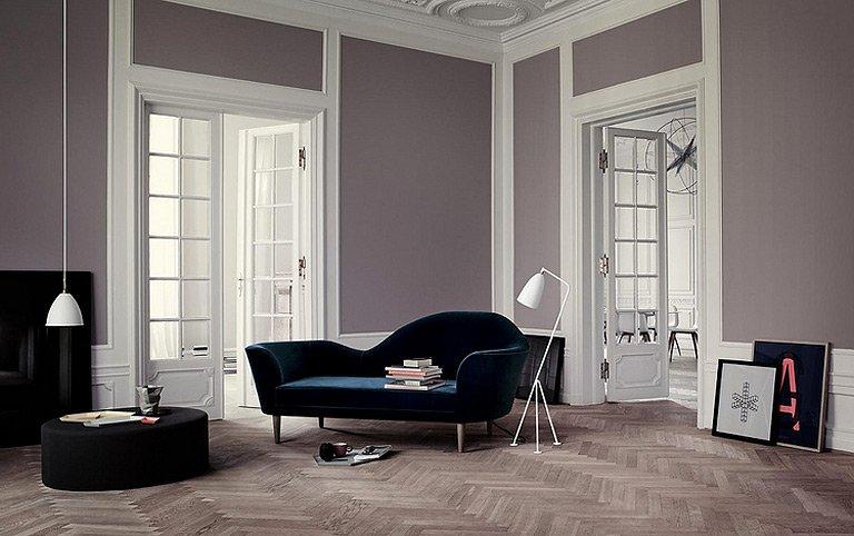 Wohnen mit Farben Vorhandene Wandstrukturen farbig gestalten  Bild 8  SCHNER WOHNEN