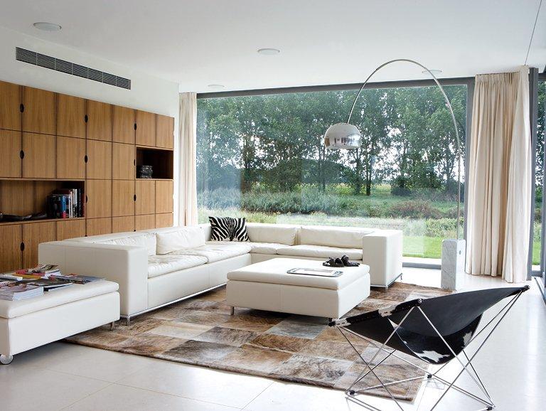 Wohnzimmer Teppich Quadratisch