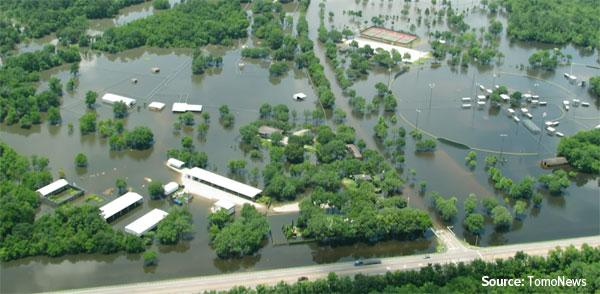 Worst Natural Disasters Texas