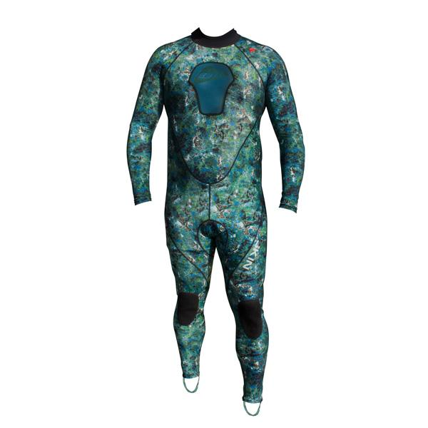 Ocean Hunter Camo Lycra Suit Extreme Spearfishing
