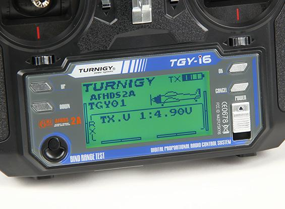 Turnigy TGY-i6 AFHDS Transmitter and 6CH Receiver