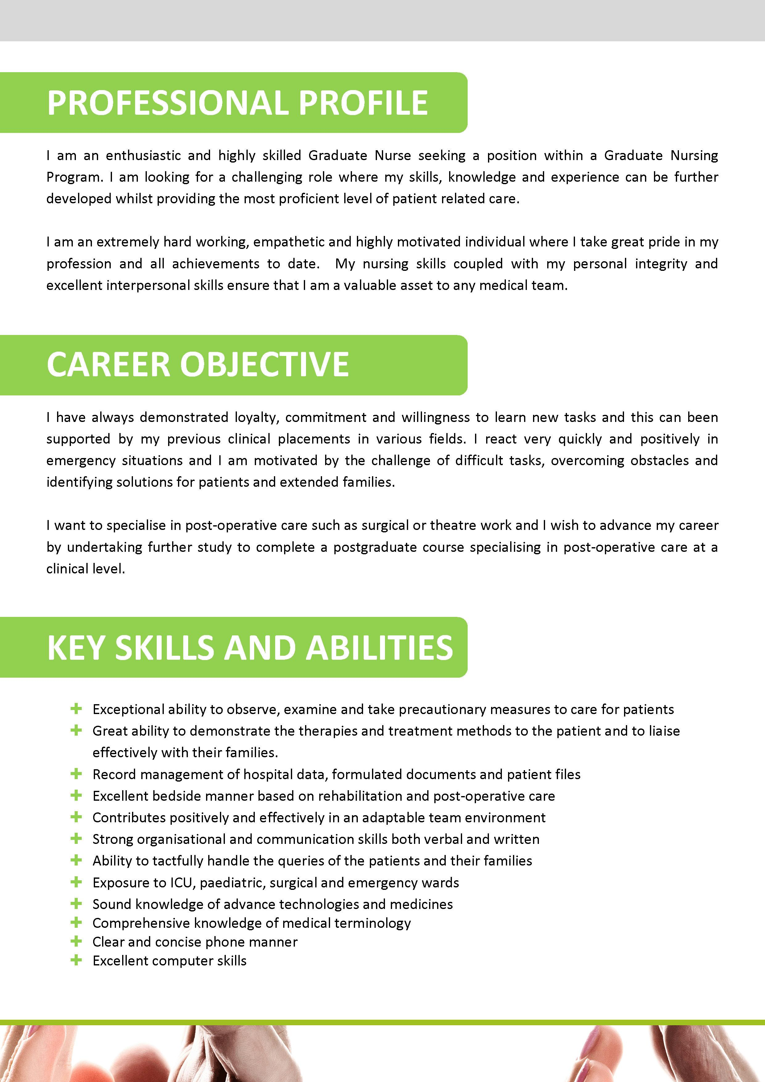 New Age Resume Template Aged Care Resume Template 023