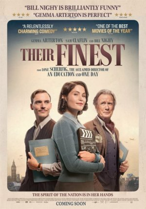 Image result for their finest poster