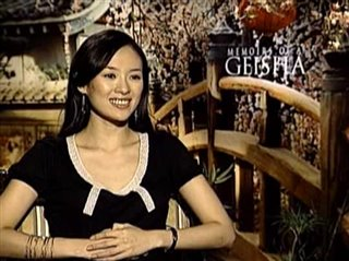 Ziyi Zhang Memoirs Of A Geisha Video Thumbnail