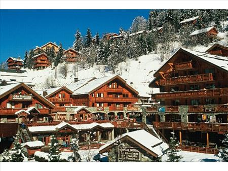 sofa ski school review 1 person les trois hotels de la chaudanne, meribel & mottaret ...