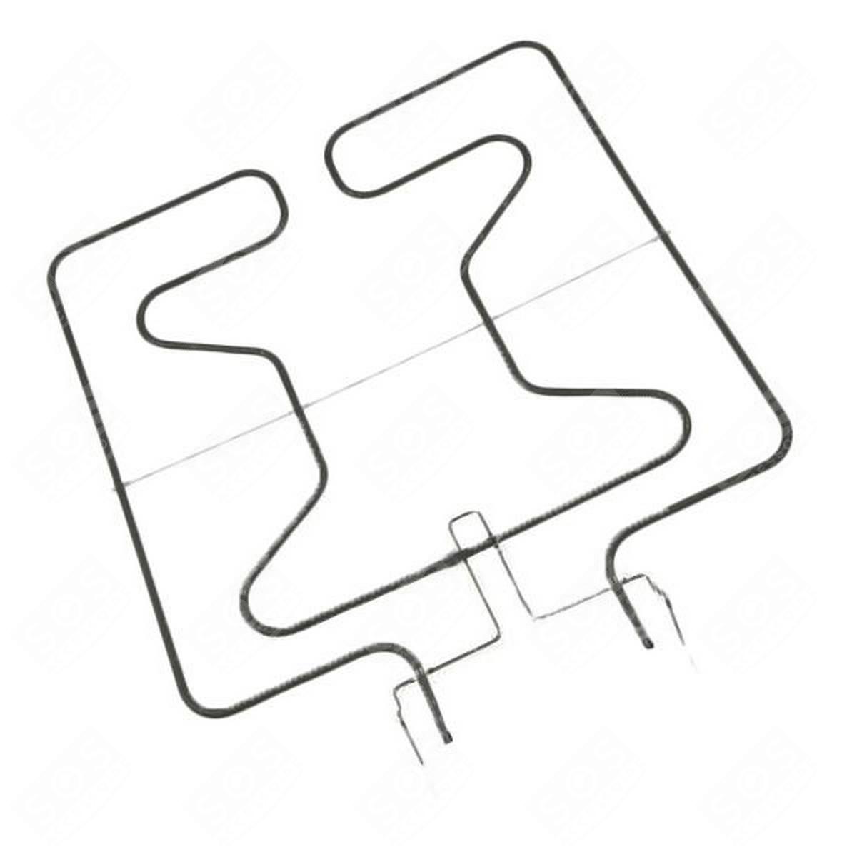 Bottom Heating Element 1 100w Bosch Neff Siemens