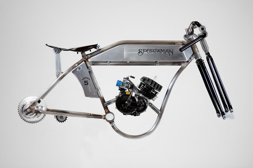 Sportsman Flyer BORN Motor Co