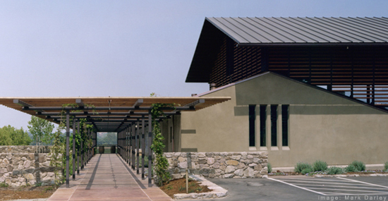 Sustainable Sonoma Wine Country Architecture MYD Blog