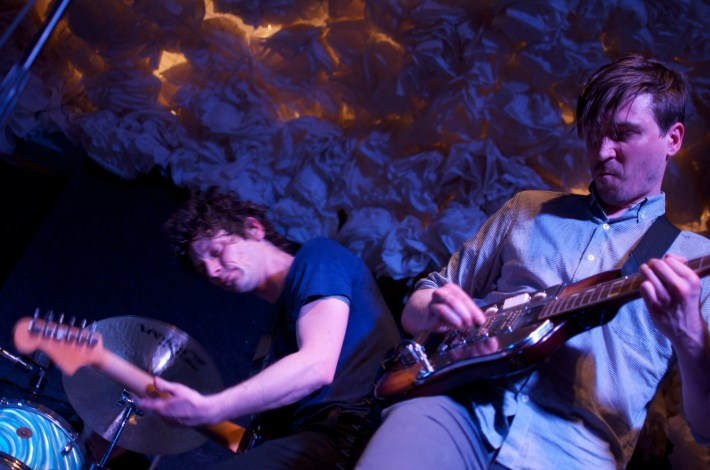 Disappears at Glasslands, Brooklyn