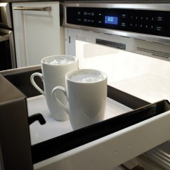 Blanco Kitchen Faucets Ge Must-have: Thermador's Microdrawer Microwave, Reviewed ...