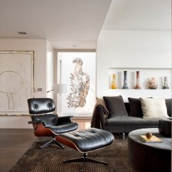 Eames Chair White Covers At Jysk Forever A Classic The Has Future Designed Evolves Into Black Amp Nbsp