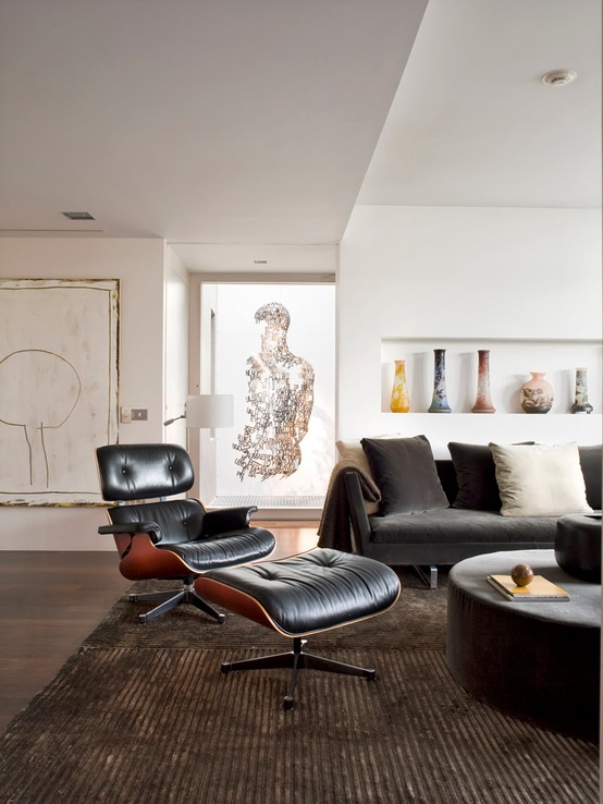 black eames chair folding chords forever a classic the has white future designed evolves into amp nbsp