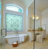 Regain Your Bathroom Privacy & Natural Light w/This Window