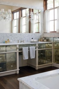 No Space Around The Sink For A Towel Bar? Here's Your ...