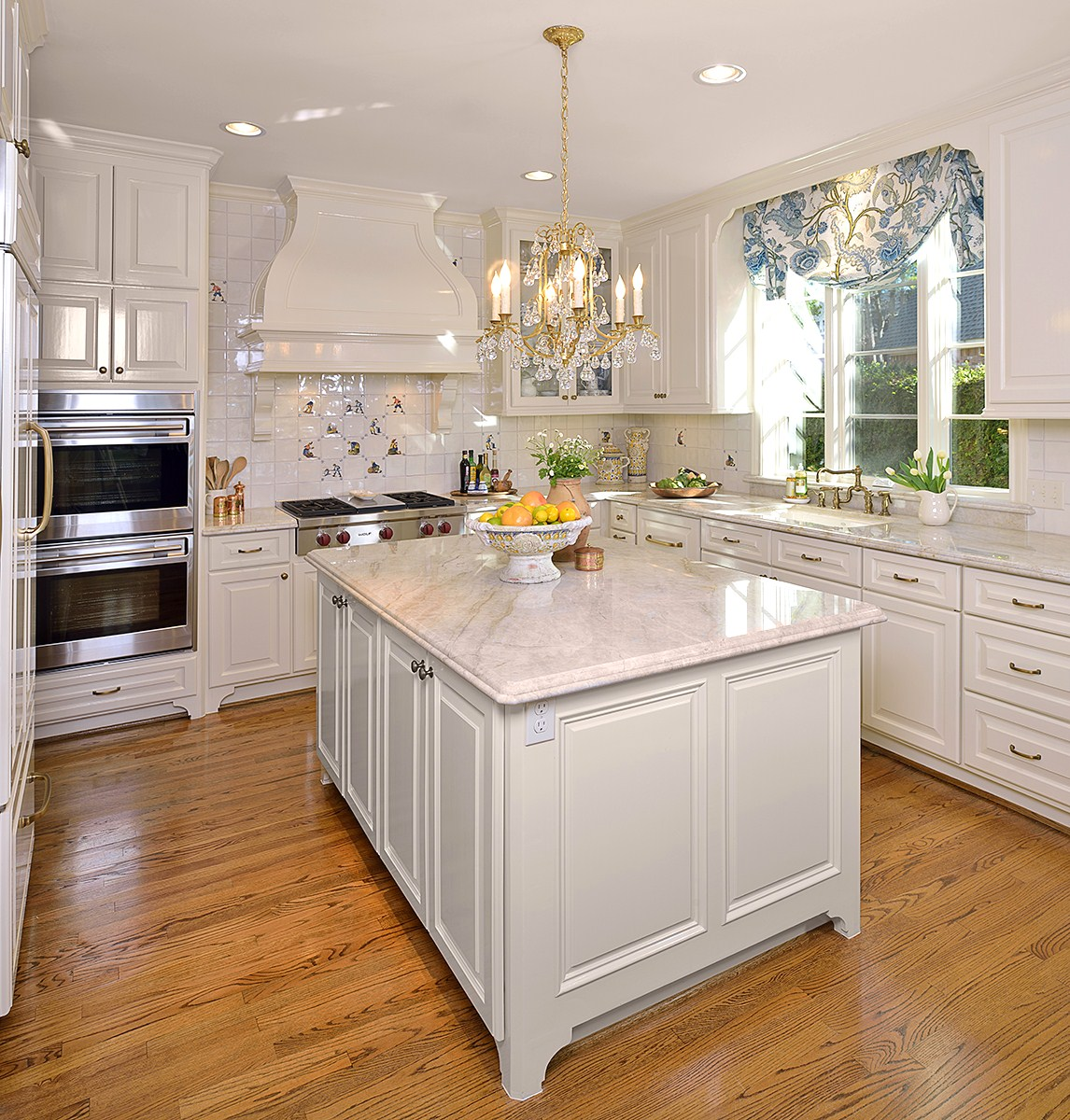 Design Tour A White Kitchen W A Soft Look And A Whole Lot