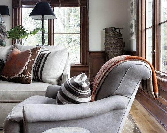 color schemes for living room with gray furniture how to arrange in a small apartment palette analysis paired w wood tone does it work combination of and grey scheme chair sofa
