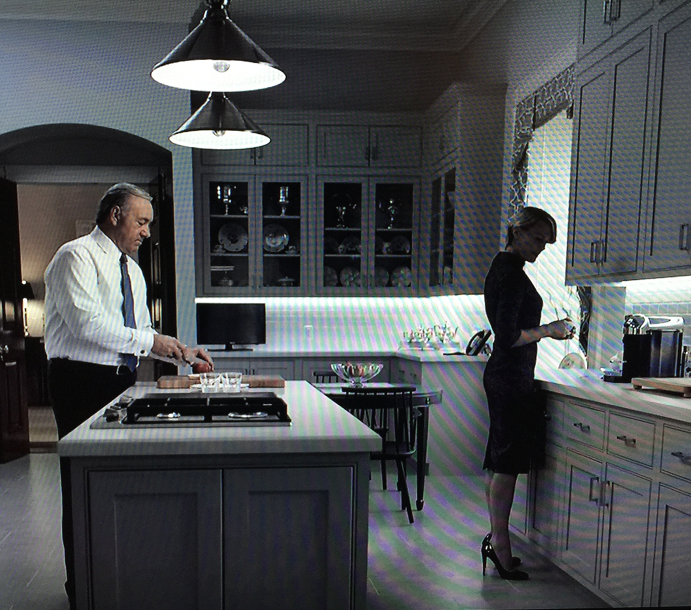 House Of Cards Answers Question Where Should A