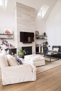 Your Fireplace Wall's Finish: Consider This Important ...