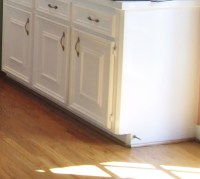 Exposed Hinges For Kitchen Cabinets   Mail Cabinet