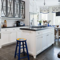 Remodeled Kitchen Grohe Faucets Before And After My Own Remodel Reveal Designed Carla Aston Designer Tori Photographer