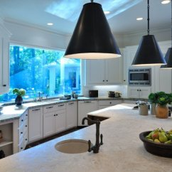 Kitchen Island Pendant Lights Storage Cart 7 Considerations For Lighting Selection Designed