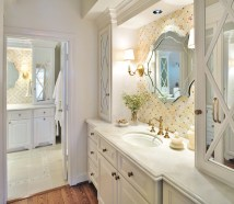 Make Small Bathroom Look Bigger