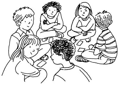 The Far Side of Emotion — Kids Cooperate