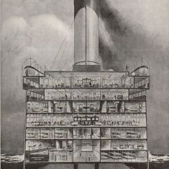 Inside The Titanic Diagram Wire For Trailer Plug Who Designed Ultimate Blueprints Design 2 Jpg