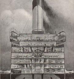titanic blueprints design 2 jpg [ 800 x 1102 Pixel ]