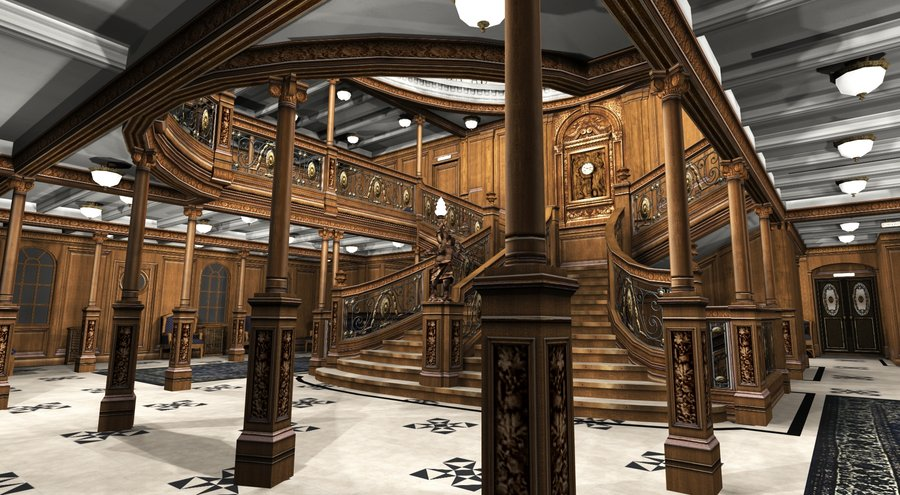 inside the titanic diagram 1986 fj1200 wiring ultimate grand staircase i by hudizzle d2zegdb jpg