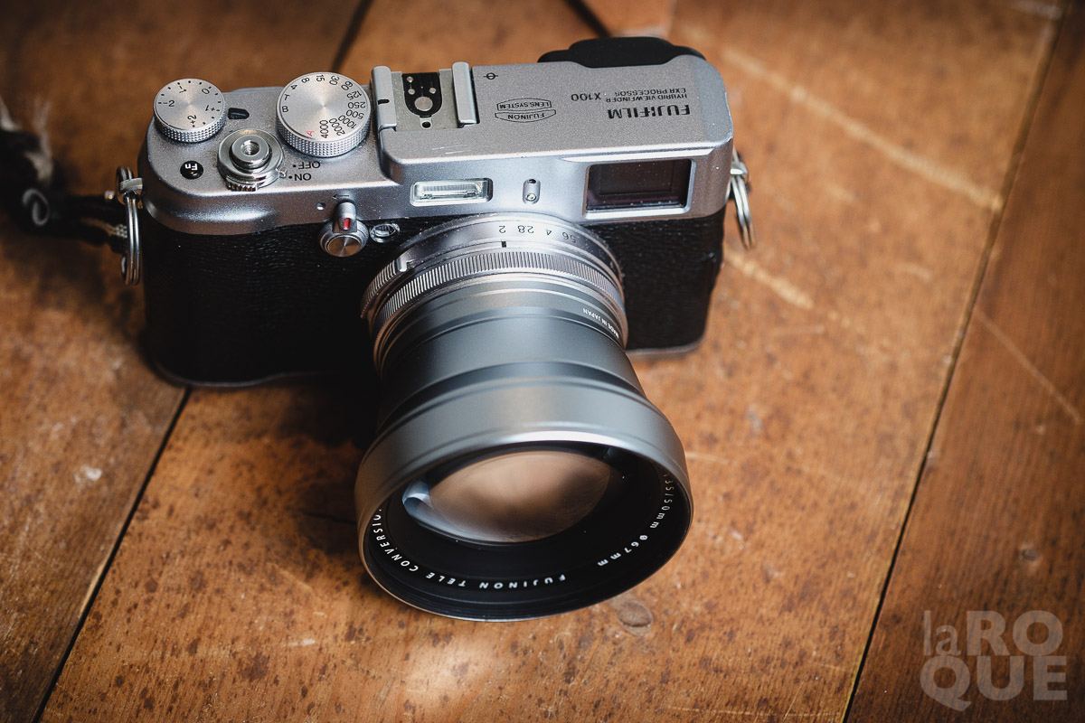 Closer the TCLX100 Conversion Lens  laROQUE